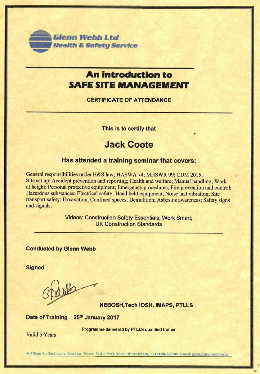 Jack Coote